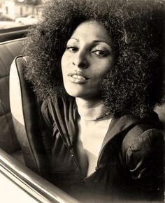 """groovyant70: """"Pam Grier """""""