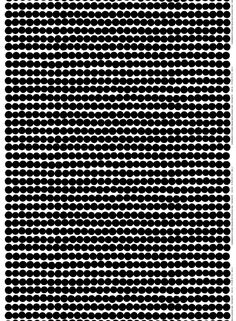 Made of heavyweight cotton, this Räsymatto print designed by Maija Louekari was inspired by traditional woven Finnish rugs. This version is in classic black and white.The Räsymatto (rag rug) pattern, inspired by allotment gardening, is linked Marimekko Wallpaper, Marimekko Fabric, Textile Design, Fabric Design, 4 Image, Color Scale, Textiles, Surface Pattern Design, Pattern Art