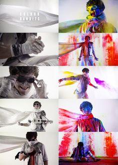 PJ Liguori - Colour Bandits I love his work so much, I'm a massive fan of him Danisnotonfire, Amazingphil, Pj Liguori, British Youtubers, Tyler Oakley, Markiplier, Dan And Phil, My Favorite Music, My Idol