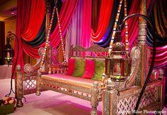 indian wedding mehndi sangeet decor http://maharaniweddings.com/gallery/photo/10173