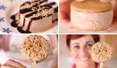 Gelato alla Nutella Ricetta Facile Senza Gelatiera – Nutella Ice Cream Easy  Recipe