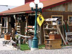Tiffany's, Redstone, Colorado - a great antique shop