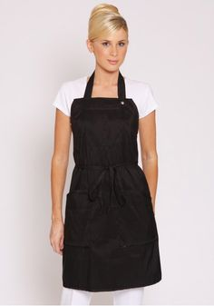 [Spa Apron] Beauty uniforms, Medical uniforms, Work uniforms, Dental & Spa uniforms - Spring Spa Wear