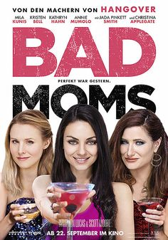 Bad Moms - When three overworked and under-appreciated moms are pushed beyond their limits, they ditch their conventional responsibilities for a jolt of long overdue freedom, fun, and comedic self-indulgence. Streaming Movies, Hd Movies, Movies To Watch, Movies Online, Movies And Tv Shows, Movie Tv, Hd Streaming, Movies Free, Girly Movies