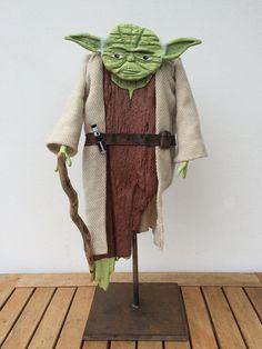 L'Atelier n°30 | SUPER HÉROS Maître Yoda