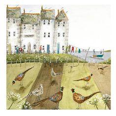 Green and Pheasant Land by Rebecca Lardner.