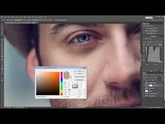 Quickly Remove Bags Under Eyes Using Curves in Photoshop