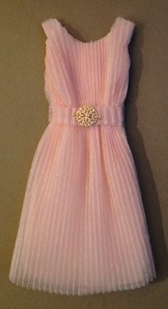 Dress #245 Pink Pleated Paper | 365 Dresses