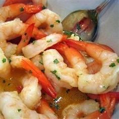 Garlic and Lime Shrimp Recipe