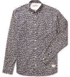 Peacoat Hunter L/S Shirt