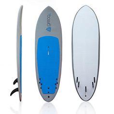 """8'6"""" Jonah's Whale Foam Soft Performance SUP Surfboard Foamie Surfing Board Surf…"""