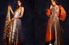 Kashish Eid Dresses 2013 for Women and Girls | FashionInStep.Com