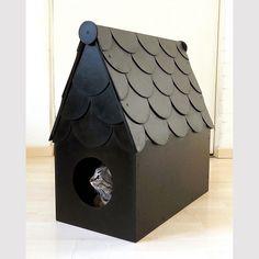 """Agatha house"" (wooden) @ Pichoniza*"