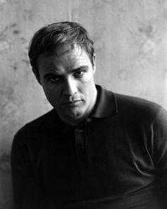 Marlon Brando, New York 1958 by Sam Shaw