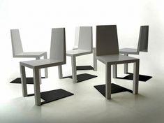 Eye-tricking chairs