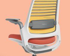 Steelcase Series 1 on Behance - architecture Modular Furniture, Design Furniture, Chair Design, Office Furniture, Id Design, Wall Design, House Design, Graphic Design, Work Chair