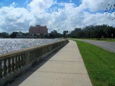 Bayshore Boulevard, Tampa, Florida