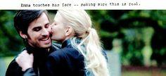 More like kisses