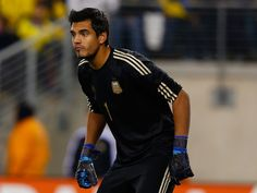 Sergio Romero Argentina World Cup 2014 .. http://sdgpr.com/sergio-romero.html