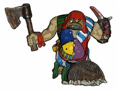 O is for Ogre Ogres are large, ugly and evilcreatures. The ogres living on Century Isle have lived there for thousands of years. They have often warred with the fairies over land; particularly the…