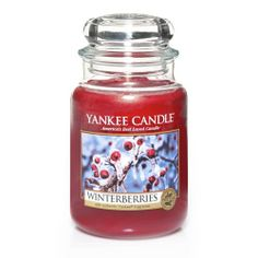 Winterberries from Yankee Candle