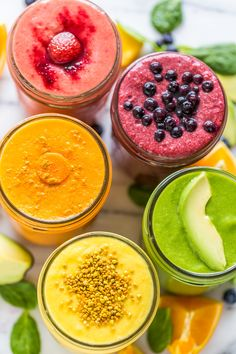 Superfood Smoothie Boosters | Get Inspired Everyday!