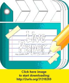 LivePaper - Write.Record.Share., iphone, ipad, ipod touch, itouch, itunes, appstore, torrent, downloads, rapidshare, megaupload, fileserve