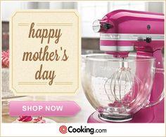 Find great gift ideas at Cooking.com Athttp://www.pjatr.com/t/SkNHSEZJS0xDR0dJT0ZLQ0dGTkZNSg #mothers Day