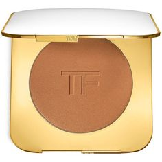 Tom Ford Bronzing Powder (€65) ❤ liked on Polyvore featuring beauty products, makeup, cheek makeup, cheek bronzer, apparel & accessories and tom ford