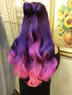 8 Hair Dye Ideas for Funky Women  If you wanna get a total makeover of your hair color and are looking for some cool hair dye ideas then you have come to the right place. Believe it or not, there are more options than the ones people usually go for: purple and pink. Don't be a part of the crowd…