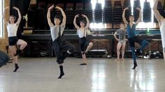 Ballet Men - Don Quixote | Dance Channel TVDance Channel TV