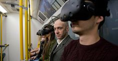 Pin for Later: Your Tube Journey Won't Be the Same Again After You've Experienced Derren Brown's Ghost Train