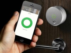 August Smart Lock - Keyless Home Entry with Your Smartphone