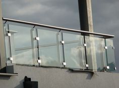 glass railing designs for balcony - Google Search
