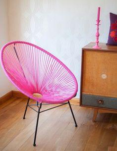La silla Acapulco , así nombrada por la ciudad deAcapulco en México, se convirtió en la década de los años 50 en el refugio de …