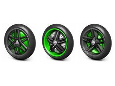 Segway Wheel Concepts