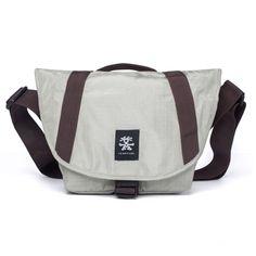 Crumpler Light Delight 4000 DSLR Photo Sling Shoulder Bag LD4000-012 Platinum #Crumpler