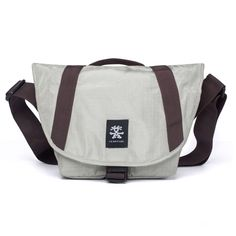 Crumpler Light Delight 4000 DSLR Photo Sling Shoulder Bag LD4000-012 Platinum #Crumpler