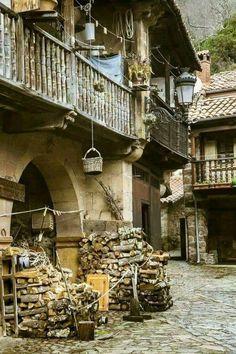 Barcena Mayor Cantabria