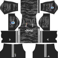 Juventus 2019-2020 Kits & Logo Dream League Soccer Juventus Goalkeeper, Juventus Team, Juventus Soccer, Goalkeeper Kits, Soccer Logo, Soccer Humor, Football Humor, Liga Soccer, Leicester City Fc
