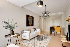 Un piso de 70 m² en Barcelona que enamora a cualquiera (de Imanol Fernández)