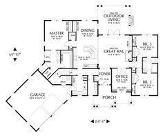 Mascord House Plan 1248