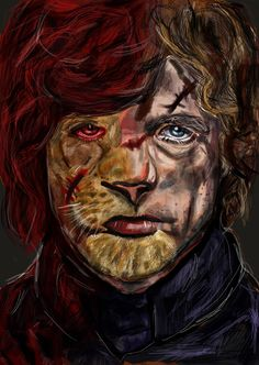 Game of Thrones Tyrion by lickmynee