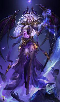3204 Best Dark Fantasy Art images in 2019   Fantasy art, Monsters