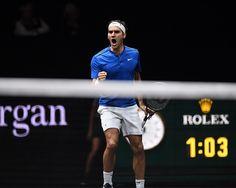 Federer v Kyrgios: Match 12 Gallery | Laver Cup
