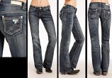 <p> Women's Vintage Medium Wash Bootcut Riding Jean by Rock and Roll Cowgirl</p> <p> Style Number:W7-4605</p>