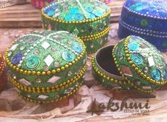 caixinhas Kashmere, decoração indiana, bohostyle, decoração étnica (7)