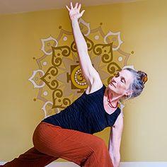 Yoga for Cardiac Rehab Patients
