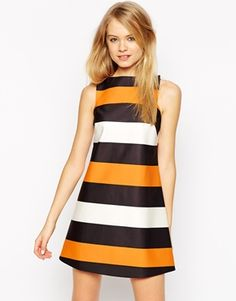 The perfect sixties inspired party dress, you know I'm game!