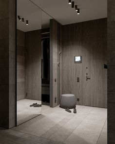 Ideas For House Entrance Lobby Ideas Home Entrance Decor, Entrance Design, House Entrance, Hall Interior, Apartment Interior, Interior And Exterior, Contemporary Interior Design, Modern Interior, Interior Architecture